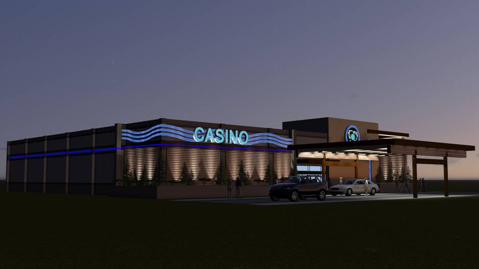 Oregon tribe announces May 7 opening date for Class II casino