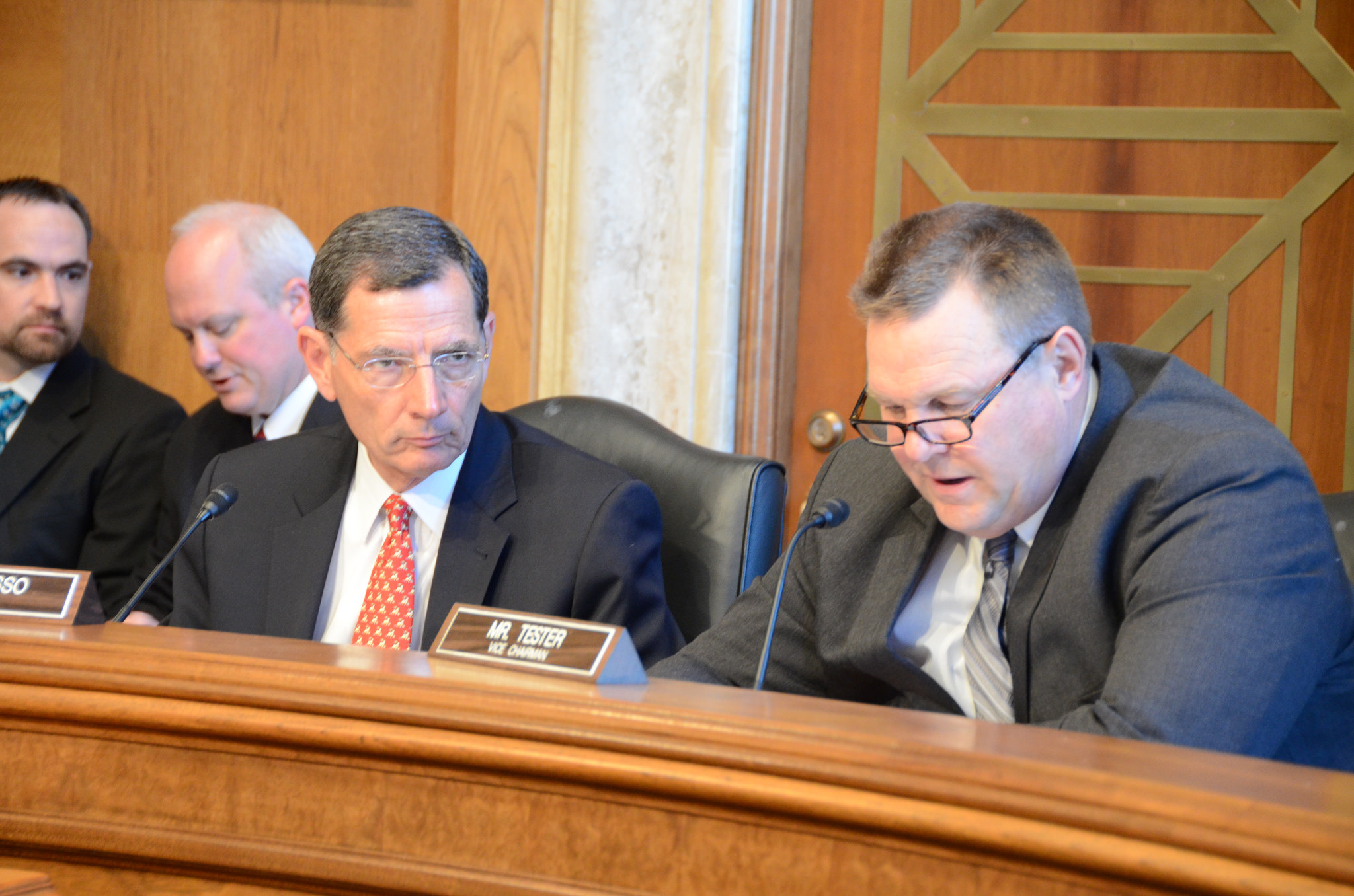 Senate Indian Affairs Committee schedules meeting and hearing