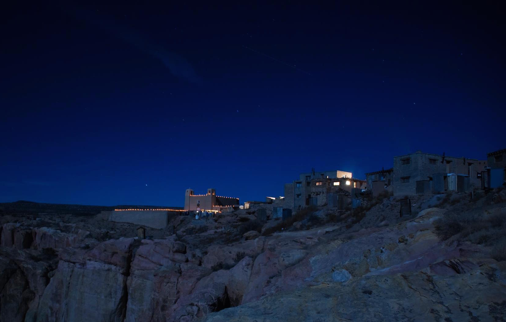 Acoma Pueblo awaits BIA approval for Class III gaming compact