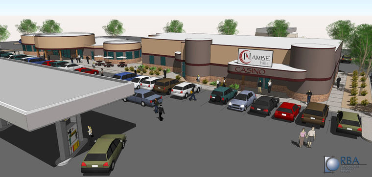 Nambe Pueblo announces construction of first gaming facility