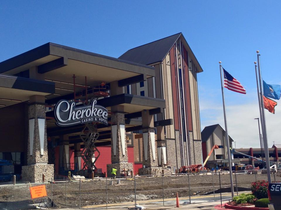 Cherokee Nation to debut $80M casino near Arkansas border