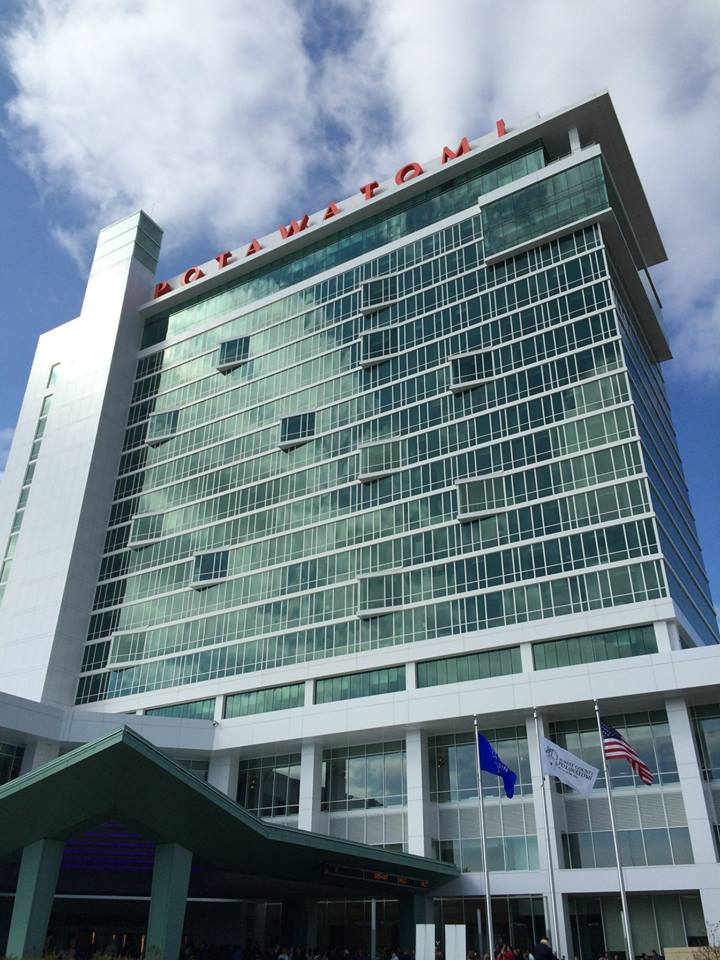 Forest County Potawatomi Tribe buys properties next to casino