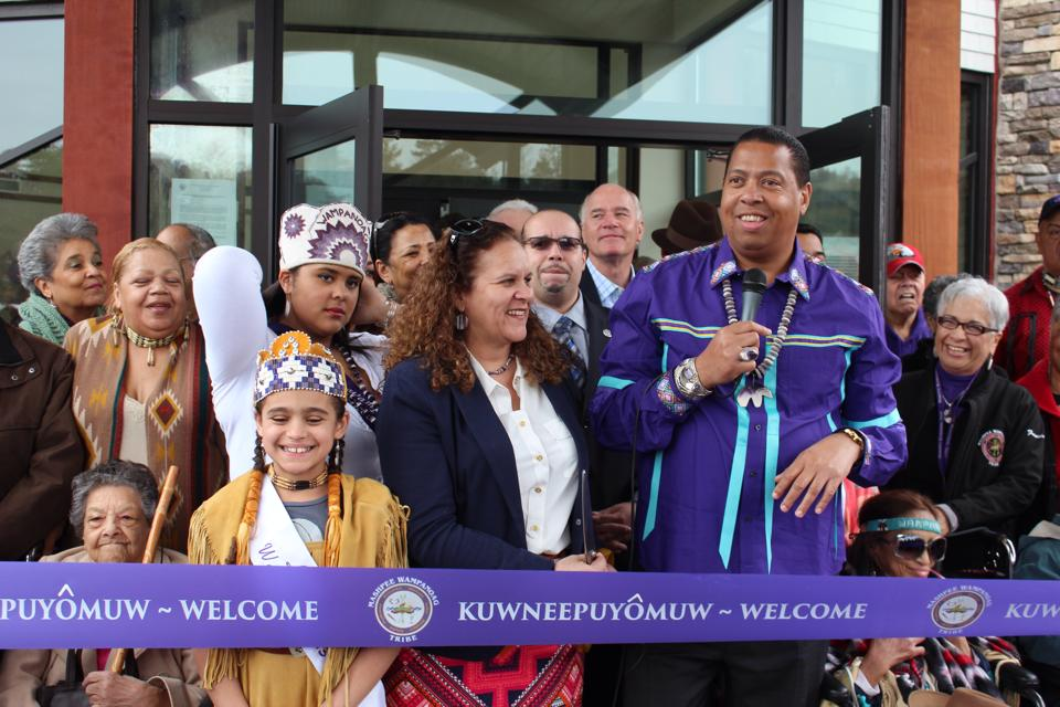 Mashpee Wampanoag Tribe hoping for casino decision this year