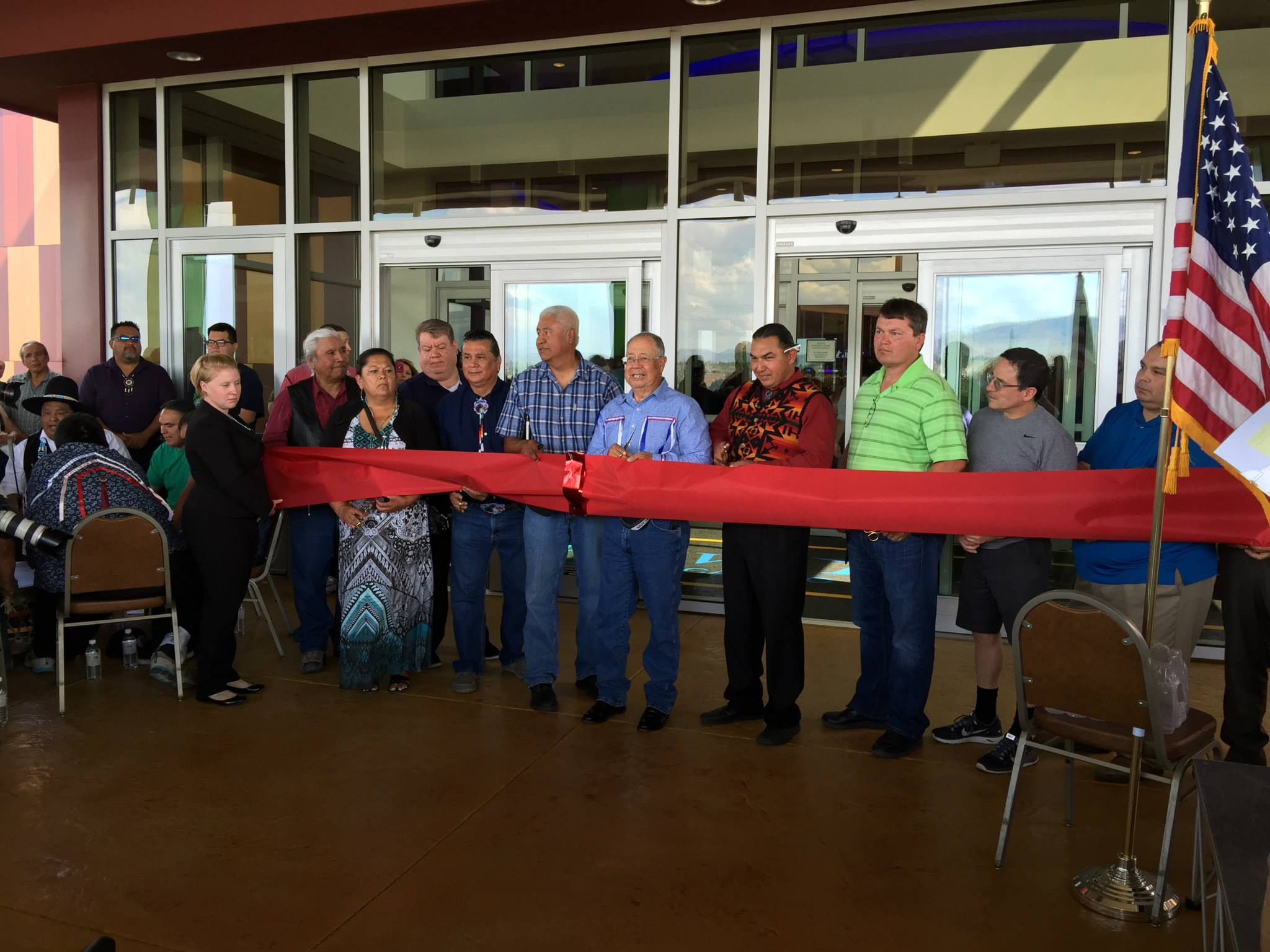 Colville Tribes welcome public to $43M flagship gaming facility