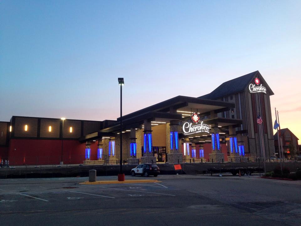 Cherokee Nation opens 120-room hotel as part of $80M casino revamp