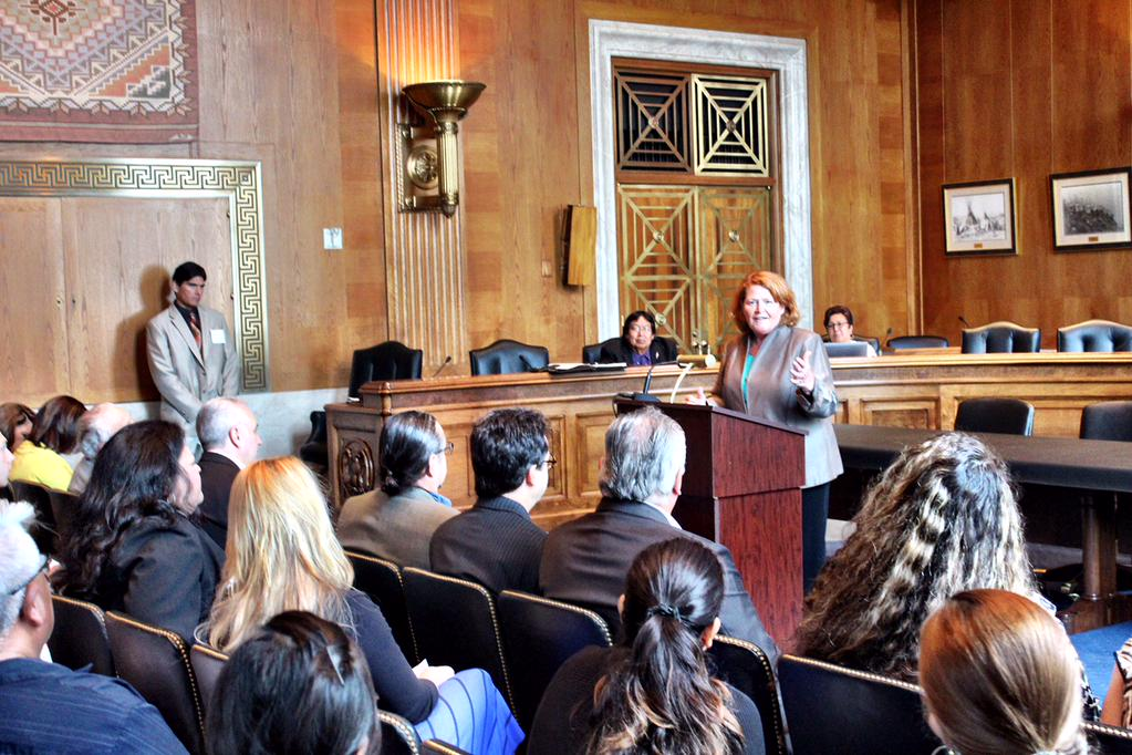 Lawmakers show support for Tribal Labor Sovereignty Act