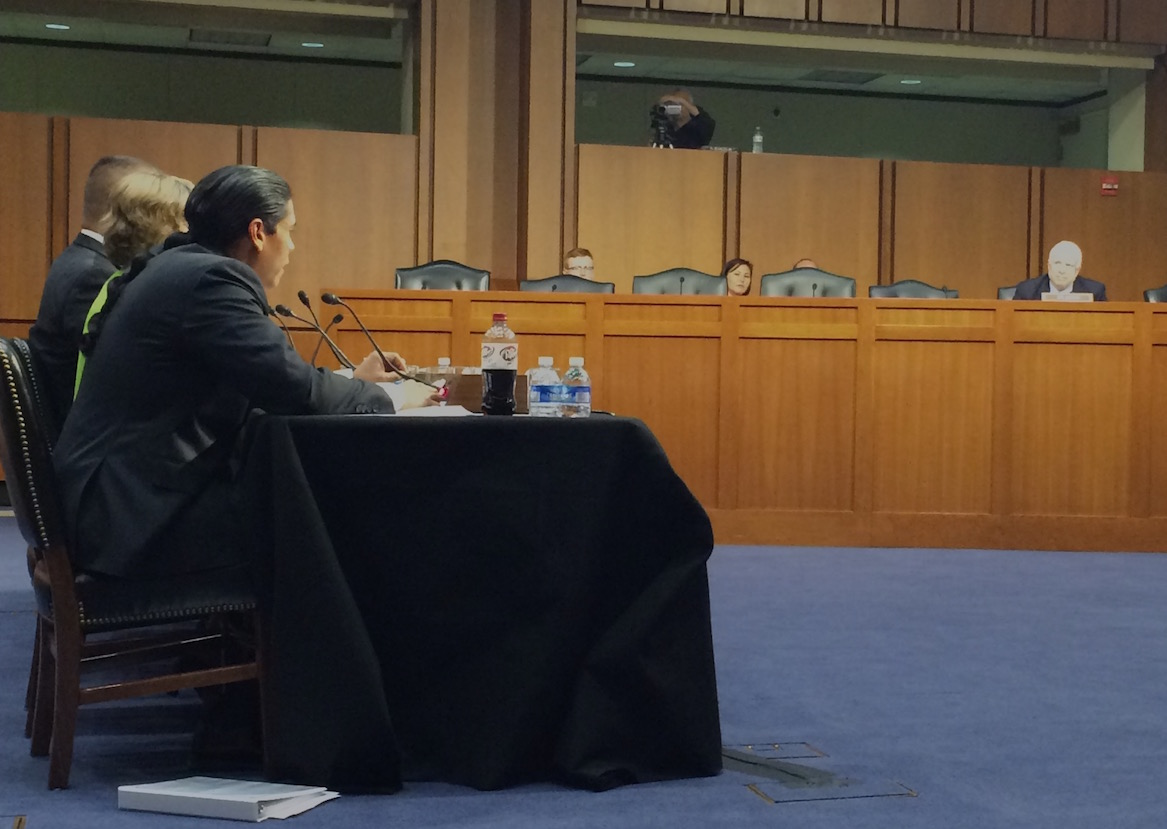 Senate committee takes a look at regulation of tribal gaming