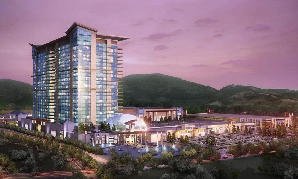 Catawba Nation in talks to bring Hard Rock into gaming plans