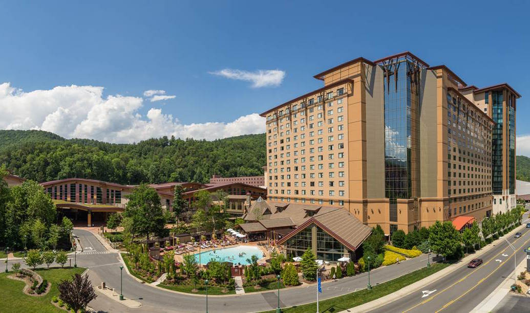 Eastern Cherokee budget depends heavily on gaming revenues