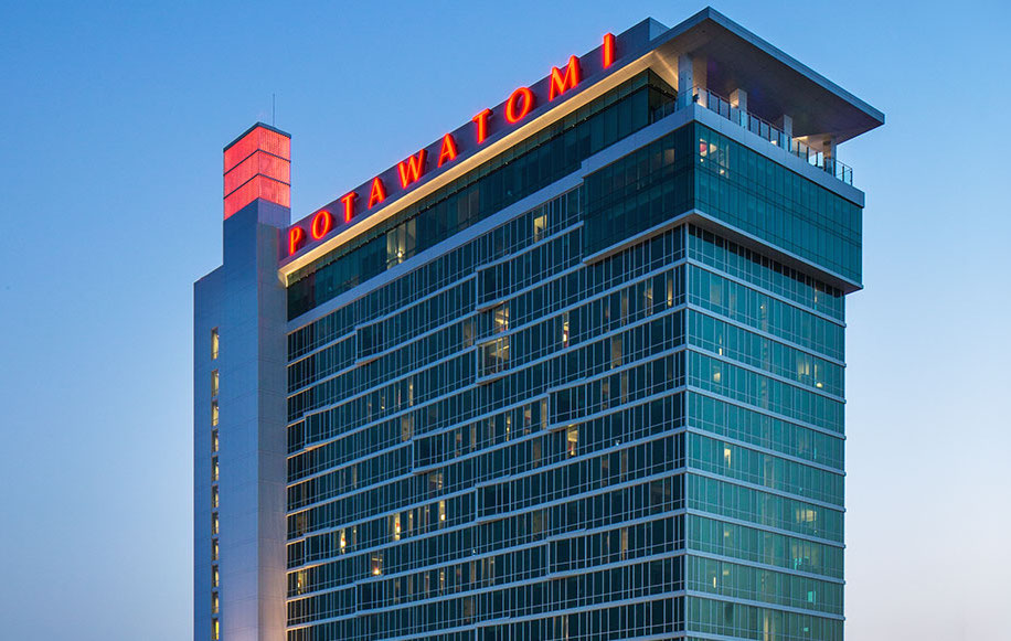 Forest County Potawatomi Tribe sees growth in casino revenue