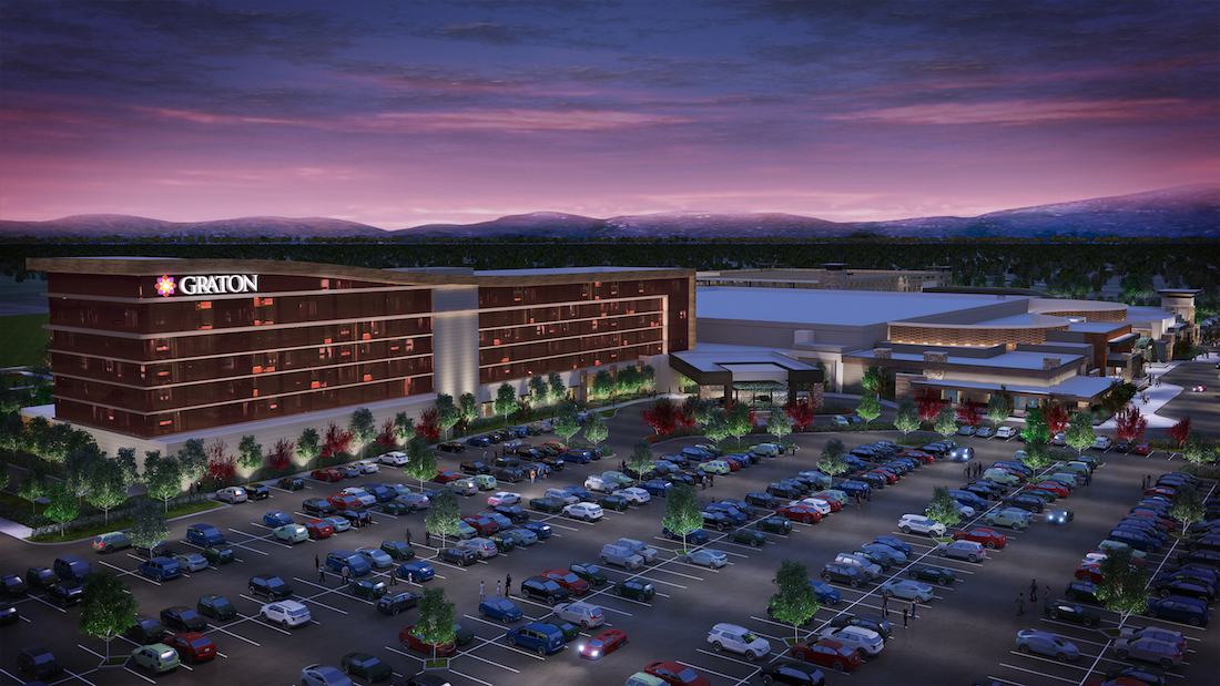 Graton Rancheria breaks ground on $175M expansion at casino