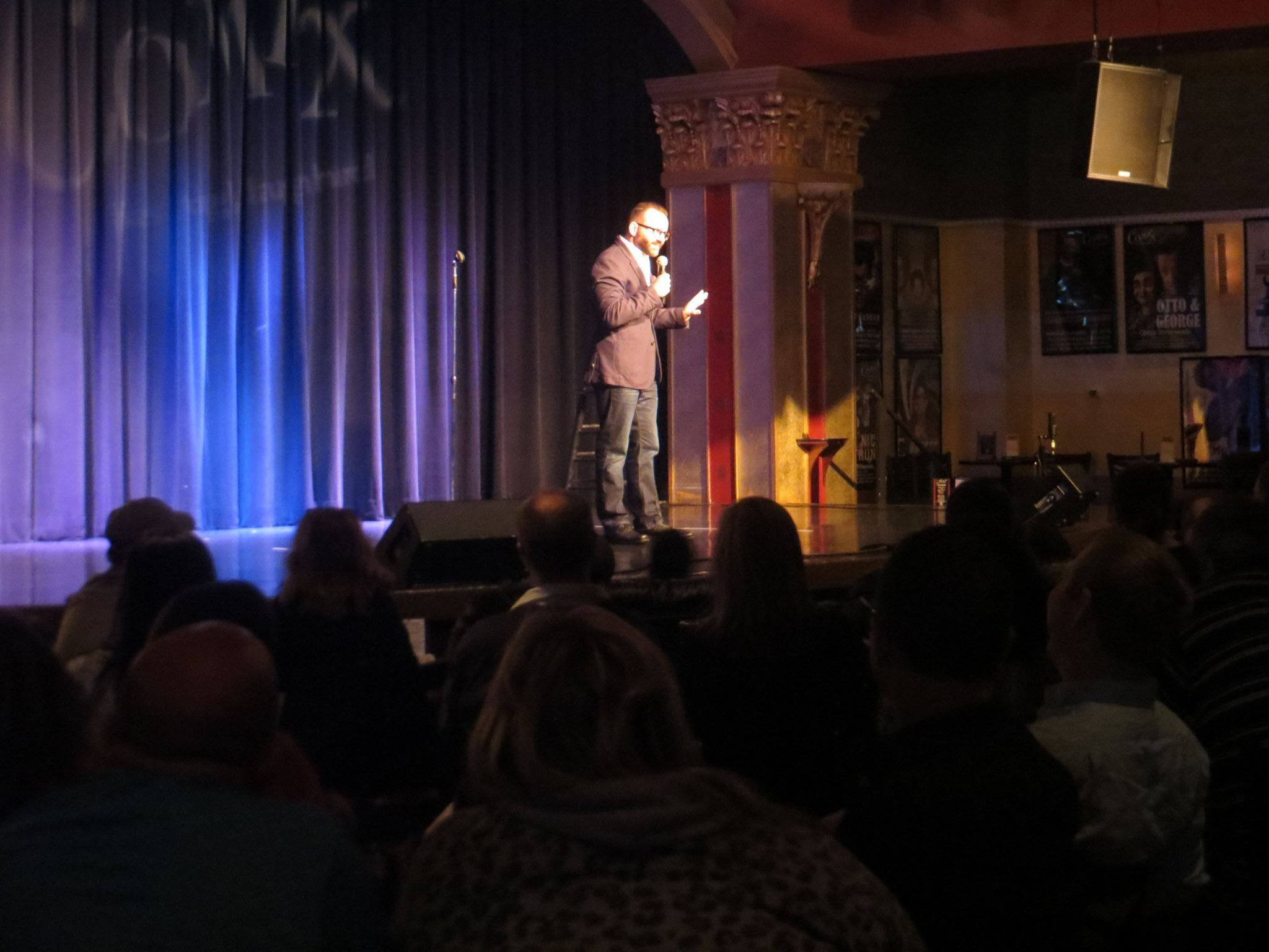 Comedy venue departs one tribal casino for another in Connecticut