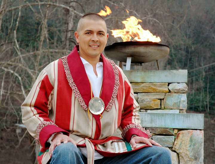 Ex-Eastern Cherokee chief blasts firing from gaming agency
