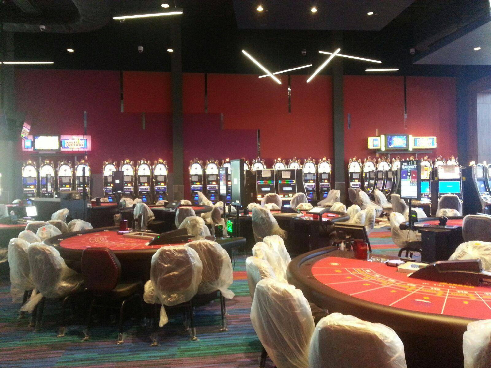 Eastern Cherokees prepare for opening of new gaming facility