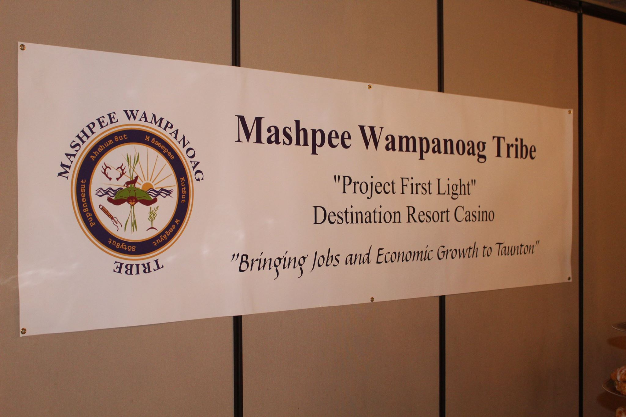 Mashpee Wampanoag Tribe gaming site officially put in trust