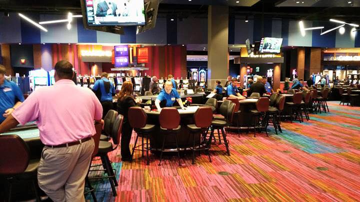 New Eastern Cherokee leaders aim to pay off $550M in casino debt