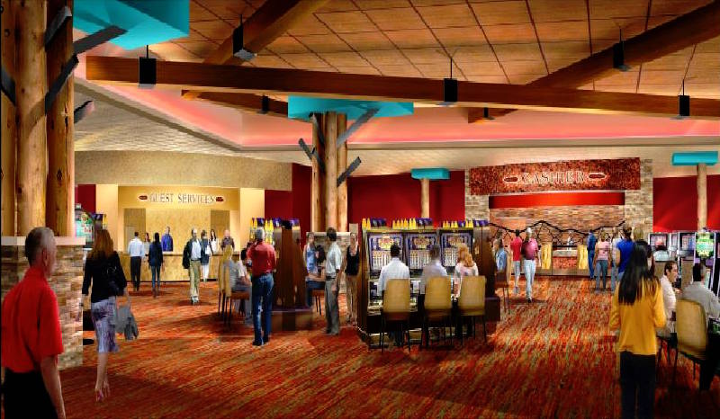 Eastern Shoshone Tribe to debut $30M expansion of casino in 2016