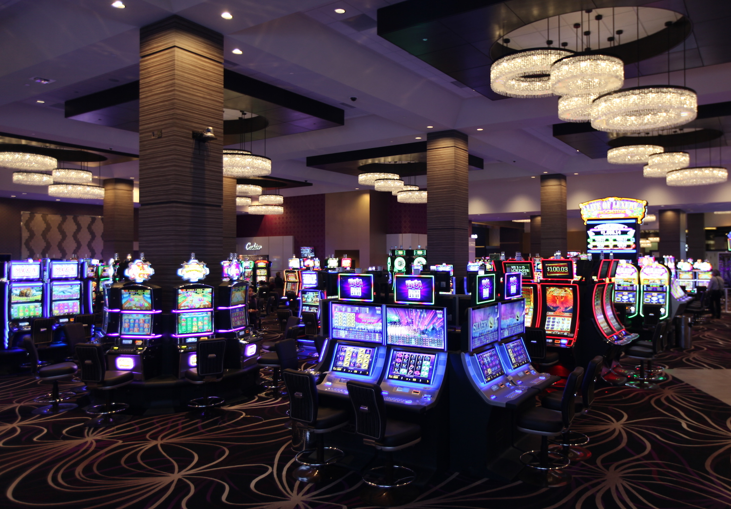 Are slots legal in california