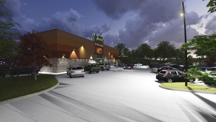 Otoe-Missouria Tribe breaks ground on fifth gaming facility