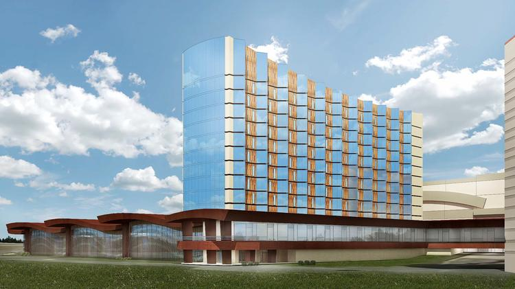 Shakopee Tribe to bring hotel with convention center to casino