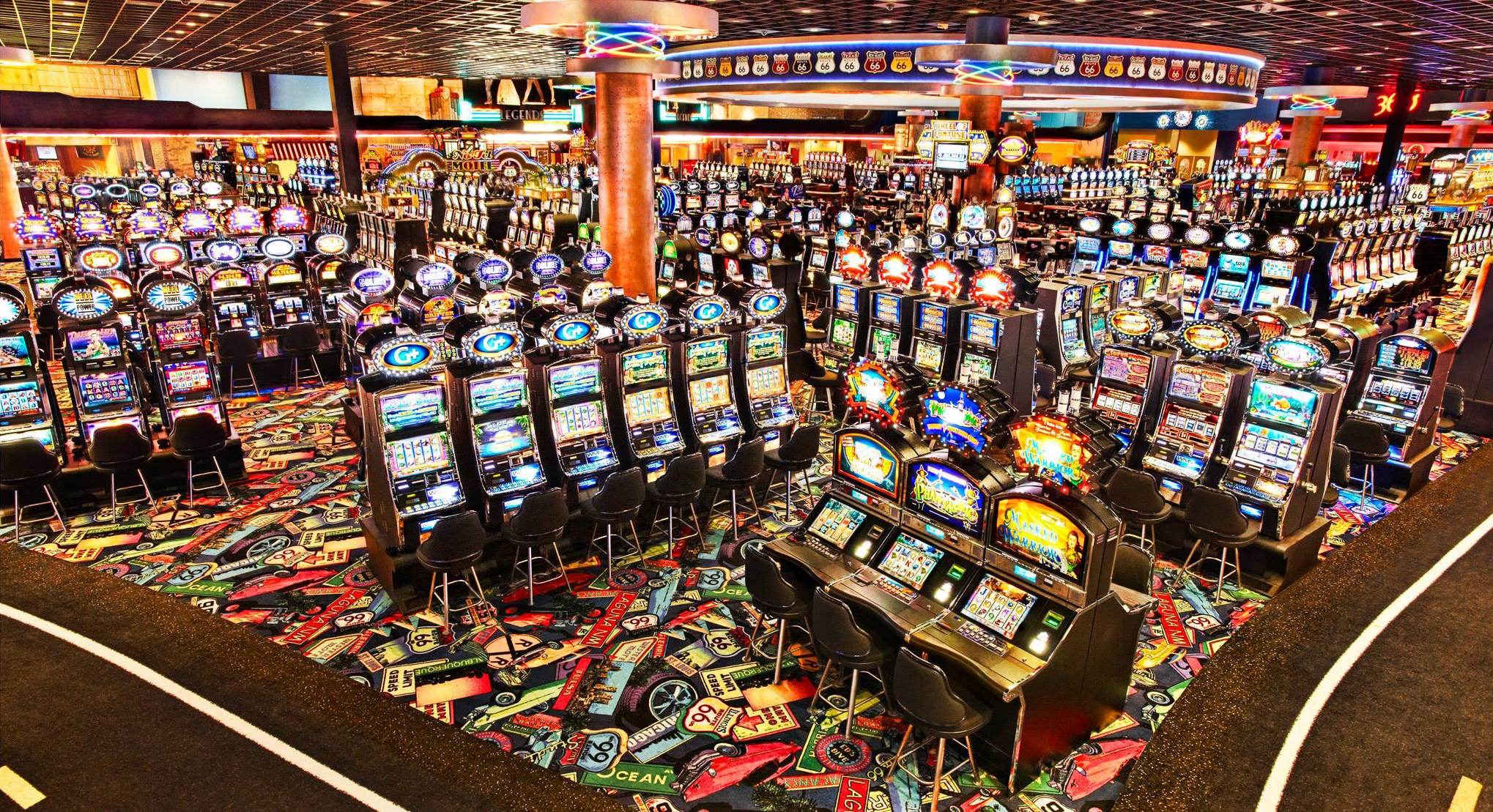 BIA allows more New Mexico gaming compacts to go into effect