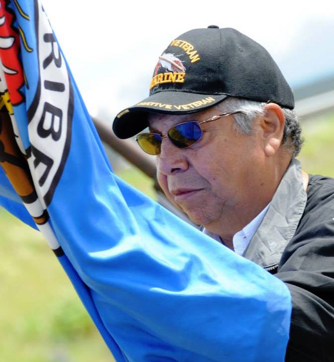 NIGA honors Coeur d'Alene  leader with sovereignty award