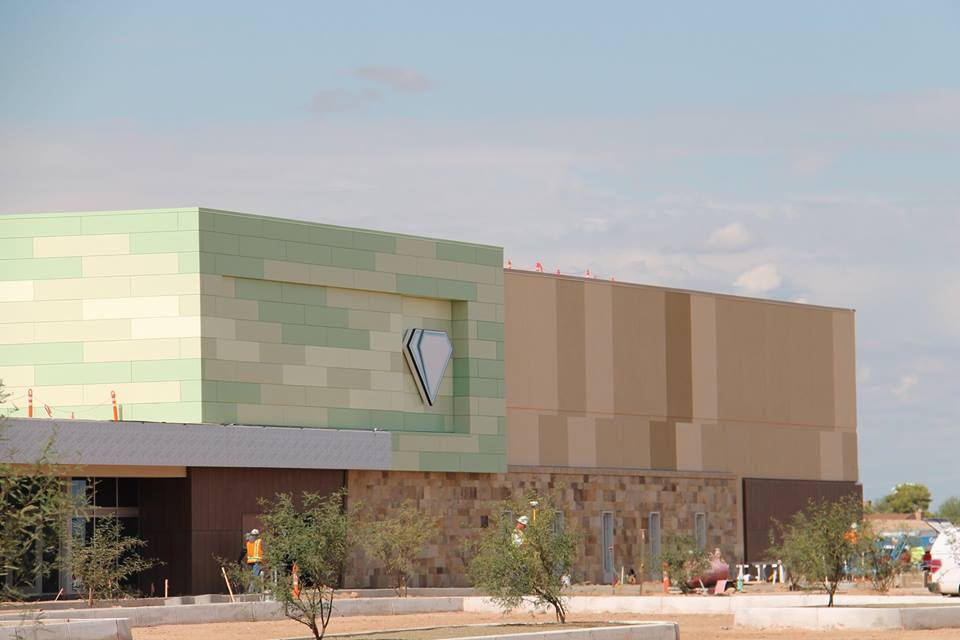 Tohono O'odham Nation eyes more development at new casino