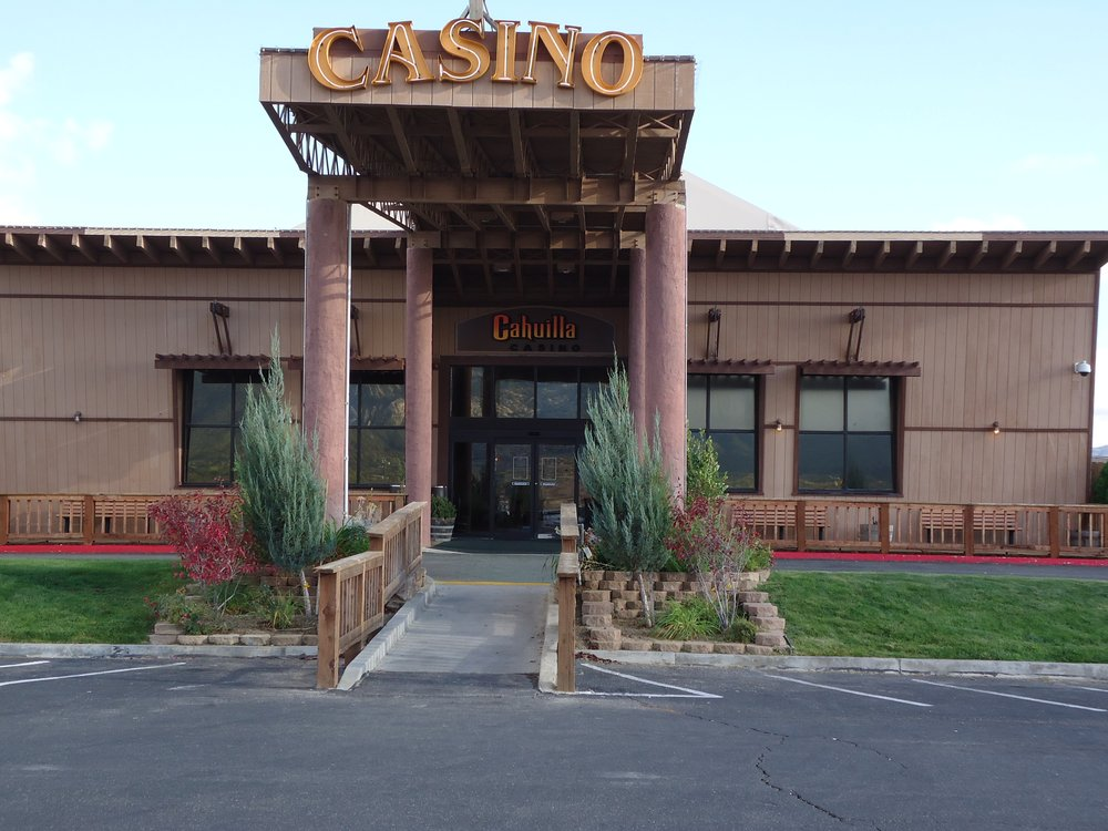 Cahuilla Band celebrates casino anniversary with renovations