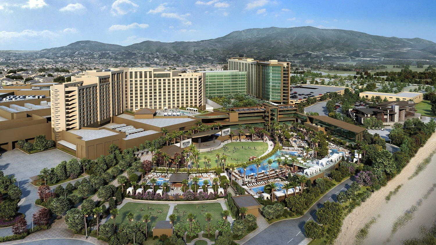 Pechanga Band moves ahead with $285M expansion at casino