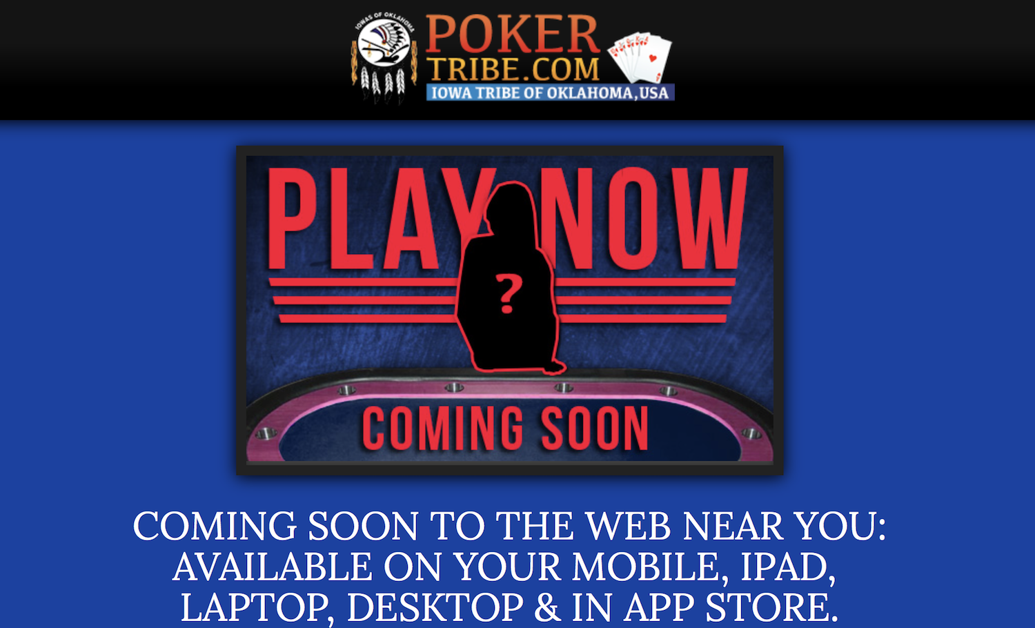 Iowa Tribe announces 'Monsterous' deal linked to long-delayed poker website