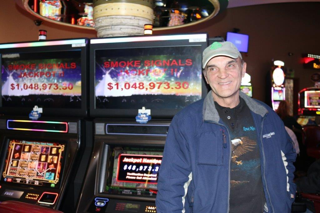 Whitecap Dakota First Nation casino awards another $1M jackpot