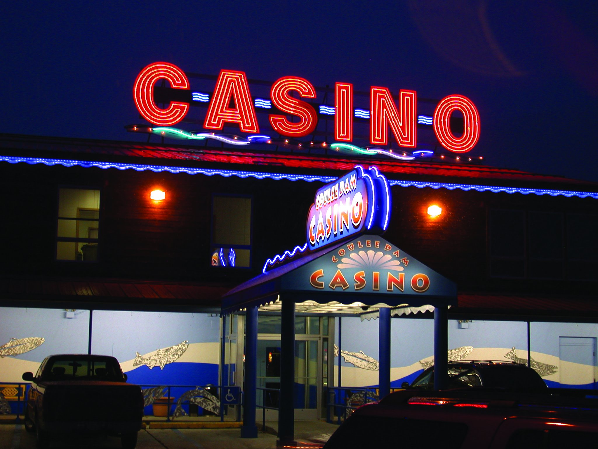 Colville Tribes include restaurant in expansion project at casino