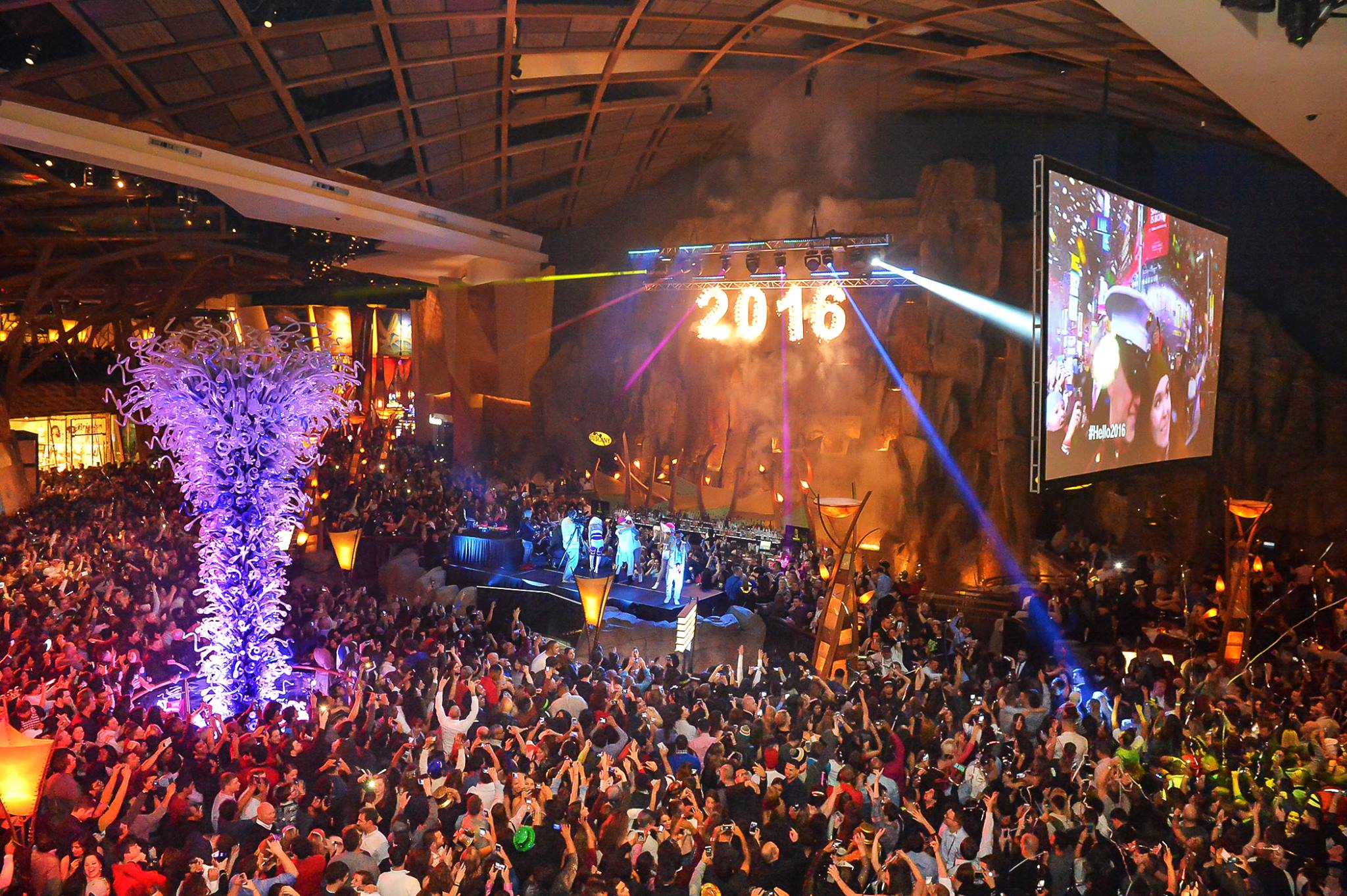 Mohegan Sun New Years Eve