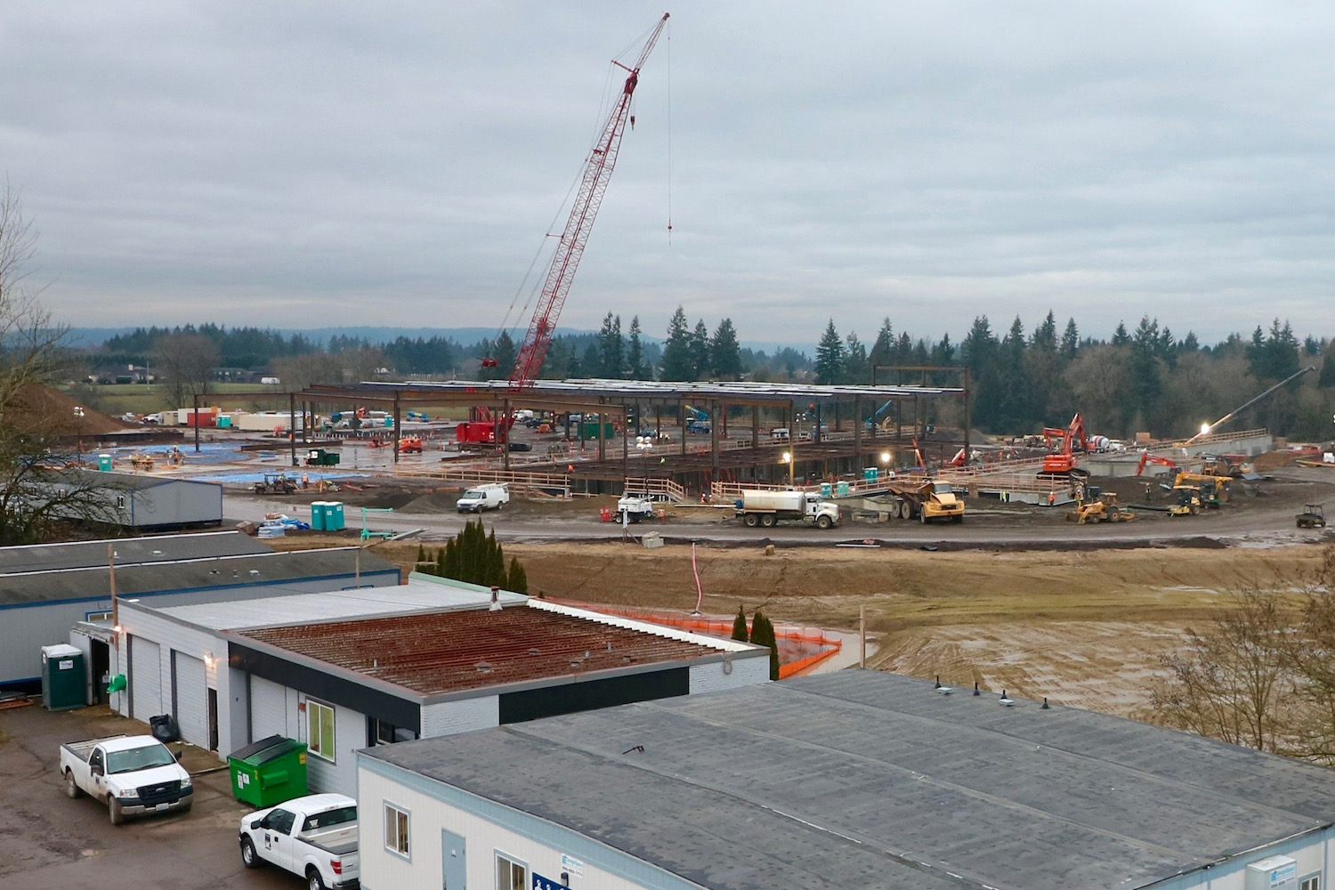 Cowlitz Tribe plans to debut long-awaited casino in spring of 2017