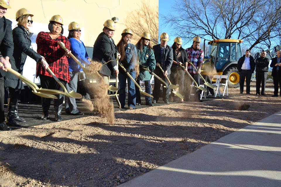 Yavapai-Apache Nation starts construction on new casino hotel