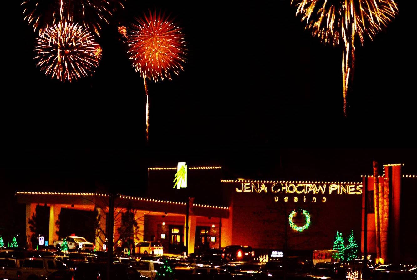 Jena Band of Choctaw Indians celebrates 3rd birthday of casino