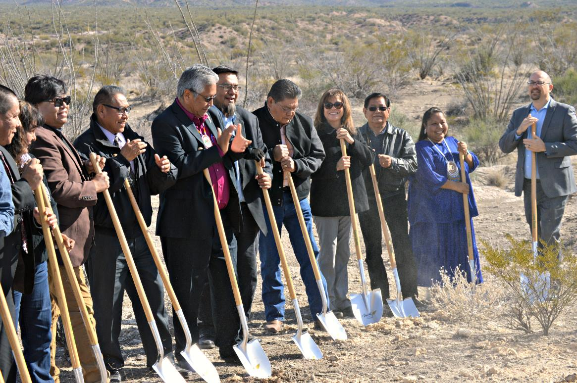 San Carlos Apache Tribe aims to open new casino in December