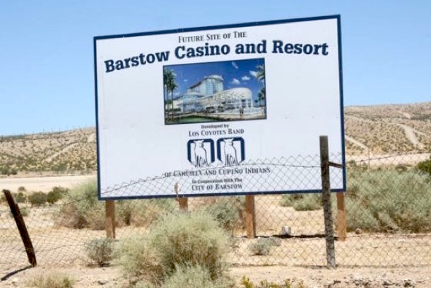 Los Coyotes Band updates agreement for off-reservation casino