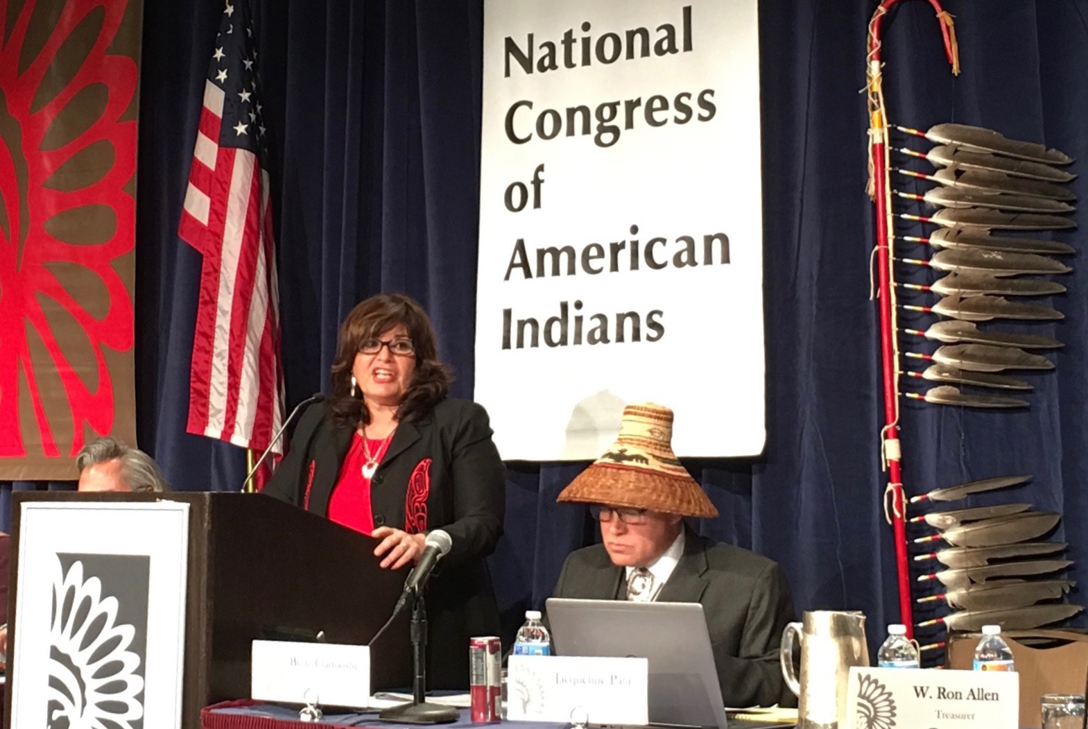 Tribes still shoring up support for Tribal Labor Sovereignty Act
