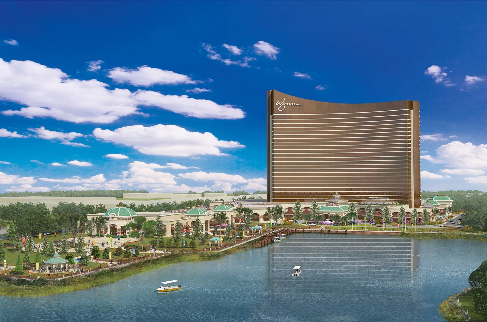 Non-Indian firm that beat out Mohegan Tribe puts casino on hold