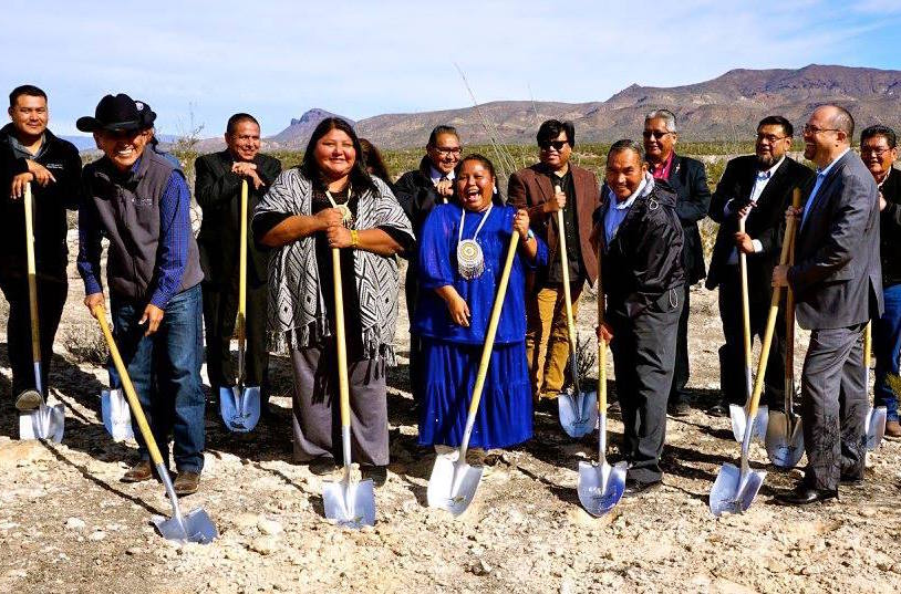 San Carlos Apache Tribe finally starts work on temporary casino