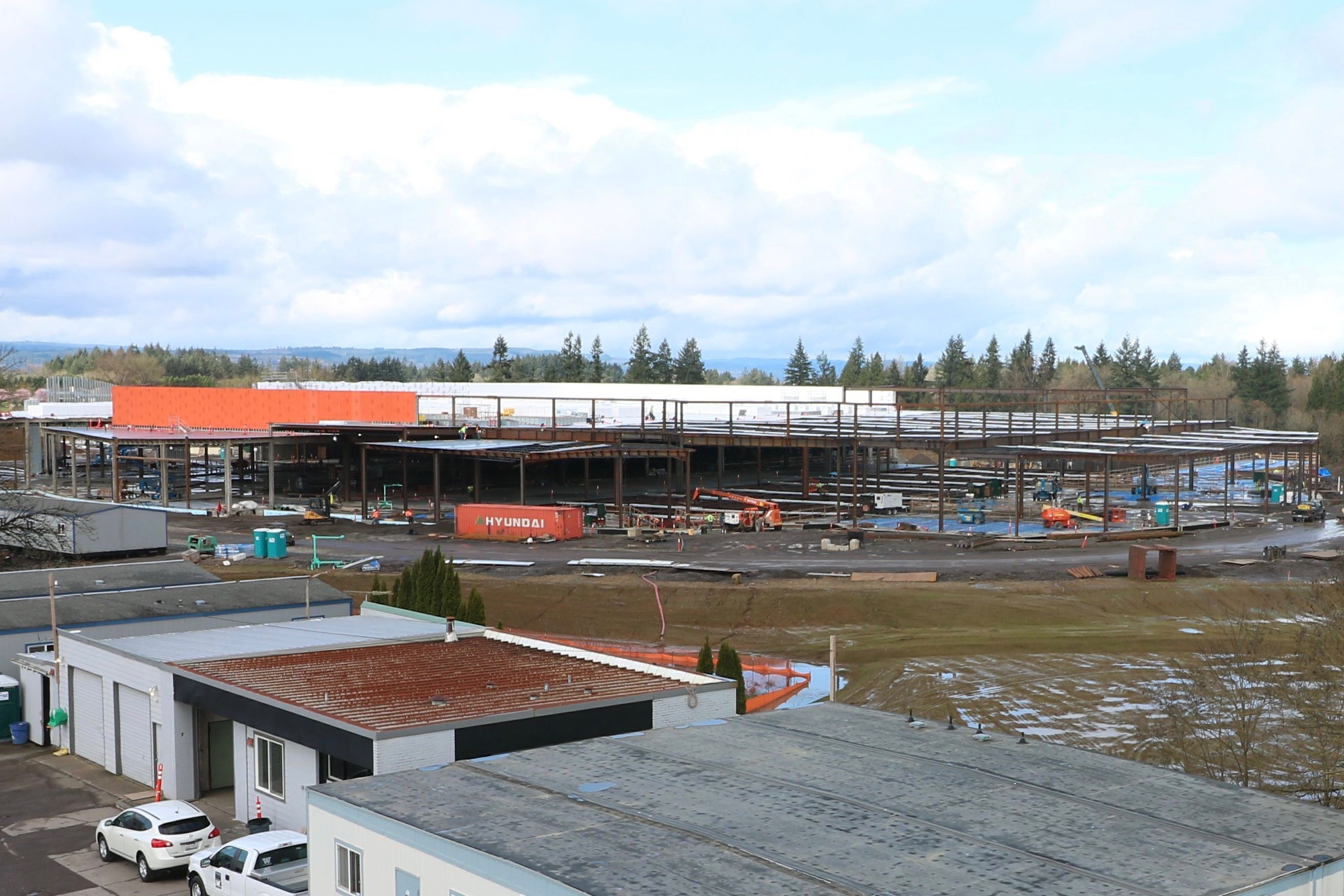Cowlitz Tribe faces unusual opposition to casino wastewater plant