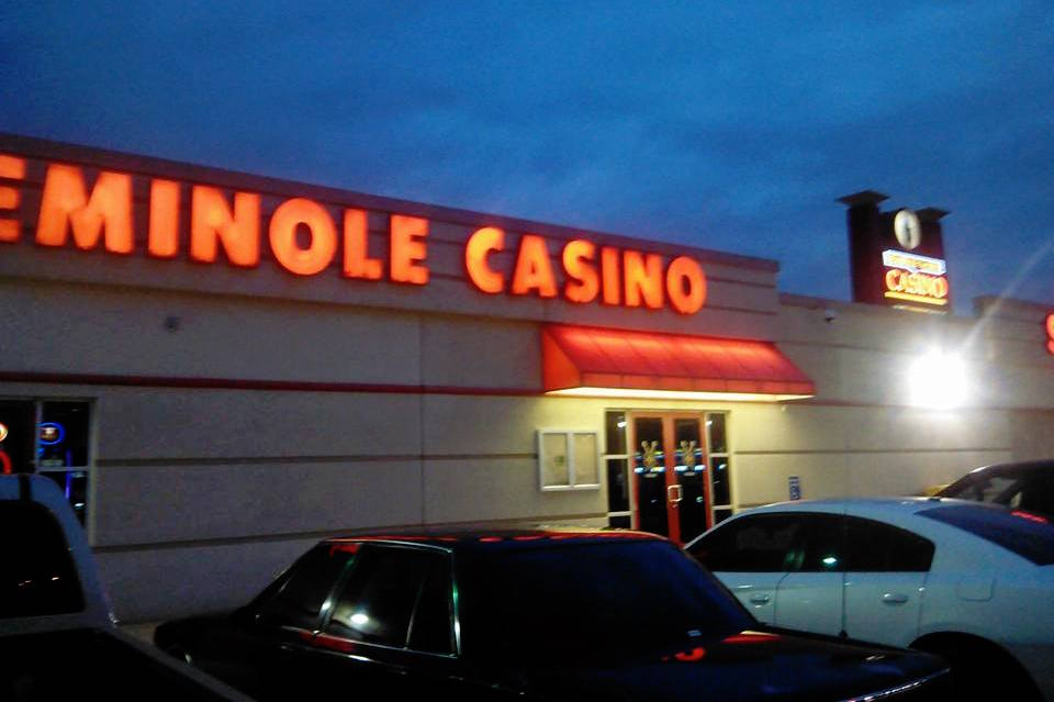 National Indian Gaming Commission cites Seminole Nation again