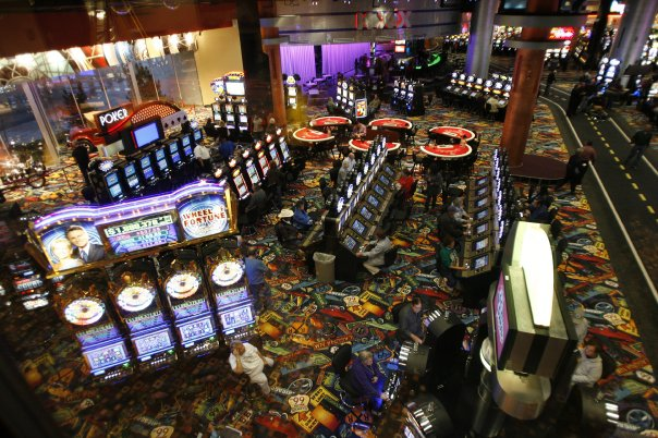 Laguna Pueblo still looking for second suspect in casino shooting