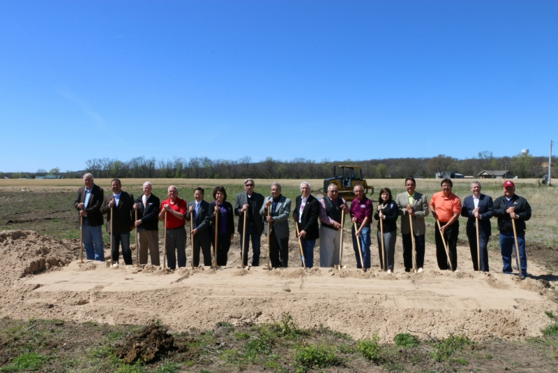 Cherokee Nation touts new jobs as work begins on $23M casino