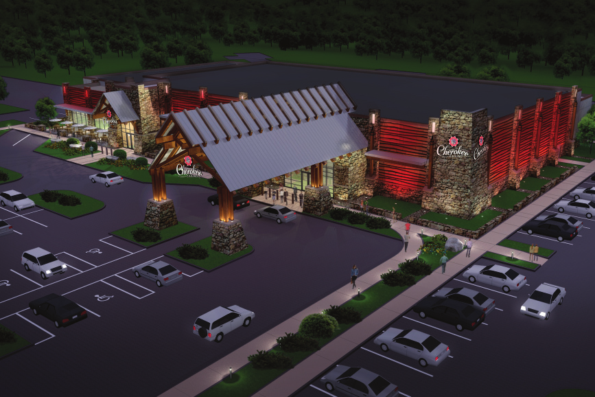Cherokee Nation sees strong progress on newest gaming facility