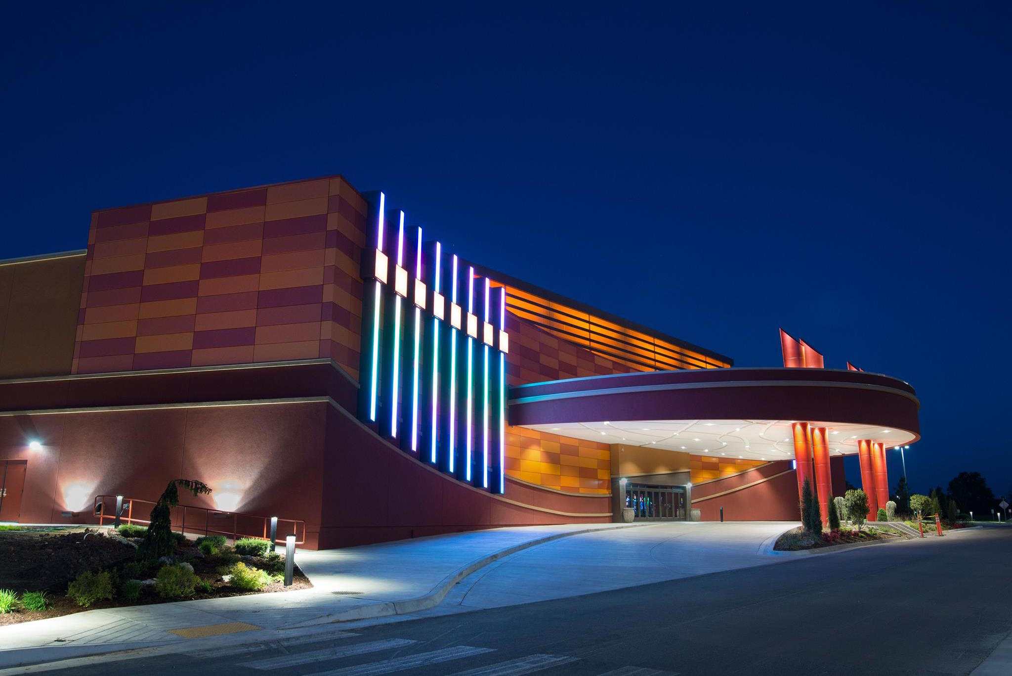 Security guards at Wyandotte Nation casino saved patron's life