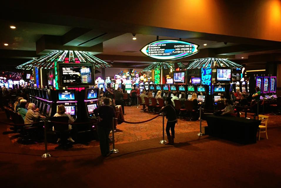 Another employee pleads guilty for Choctaw Nation casino theft