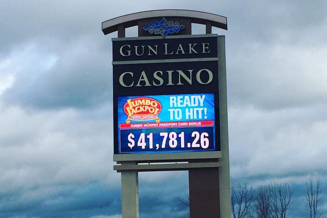Gun Lake Tribe offers update on expansion at casino in Michigan
