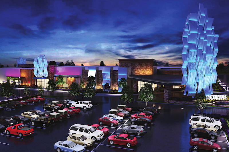 Enterprise Rancheria on track to debut gaming facility next year